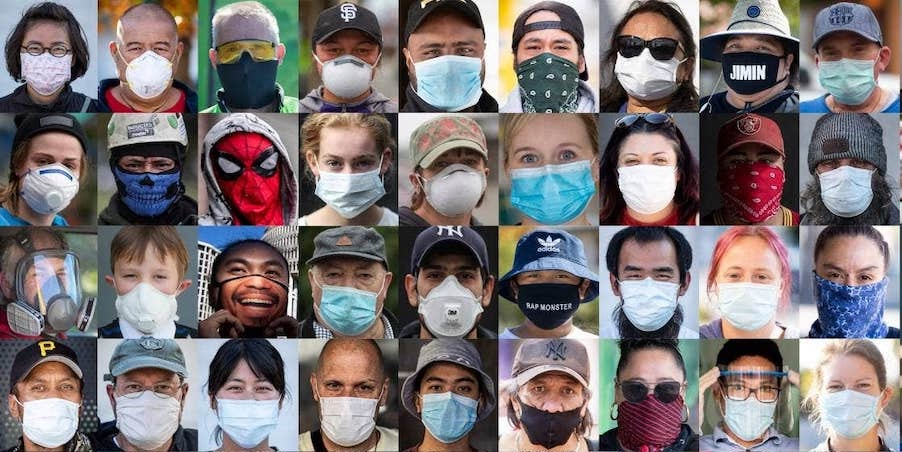 Mask Up: From Fashion to Science, They Make a Difference