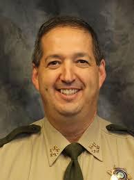 Sheriff Lonny Pulkrabek