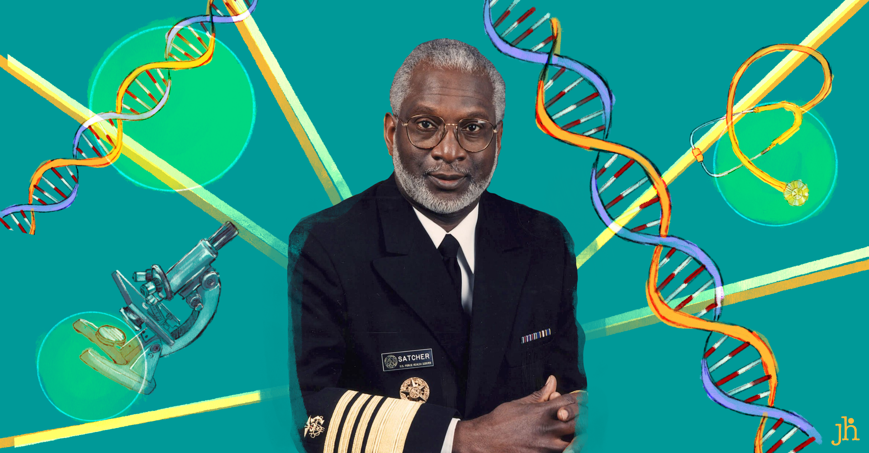 Profile of a Black Man in Science: David Satcher