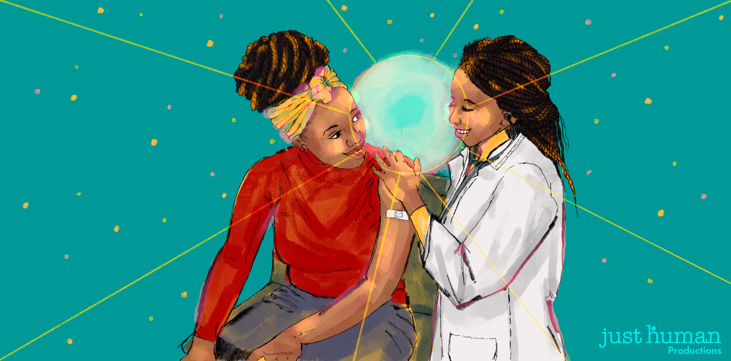Building Vaccine Confidence in Communities of Color