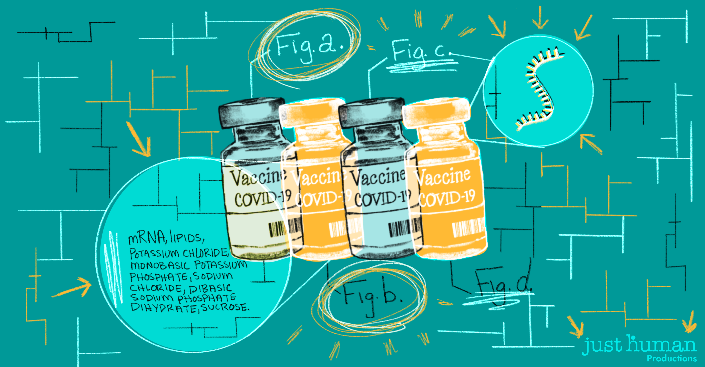 In the Race to Vaccinate the World, a Rush for Know-how, Speed, and Infrastructure